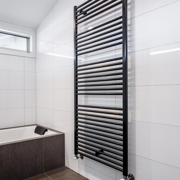 Towel rail bathroom